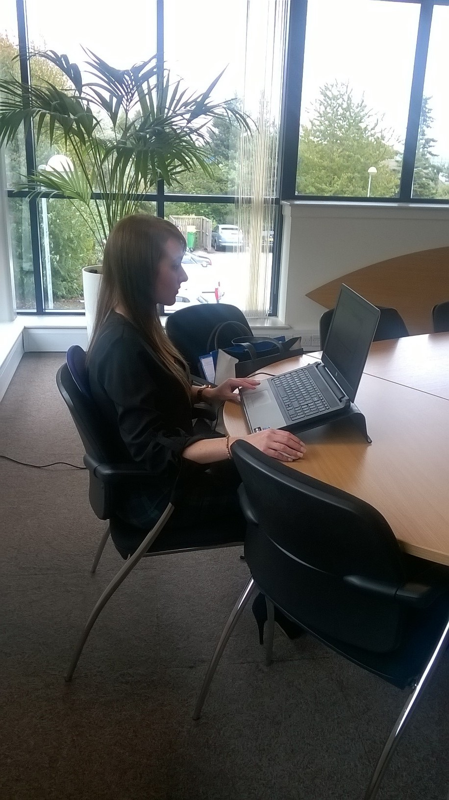 Improve seated posture: Read Lauren's Story …